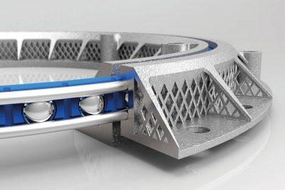 3D Laser Sintered Printed Bearing