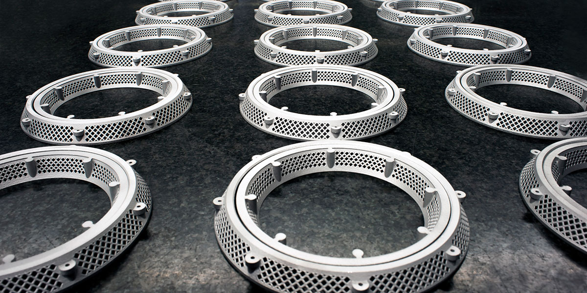 3D Printed Bearings