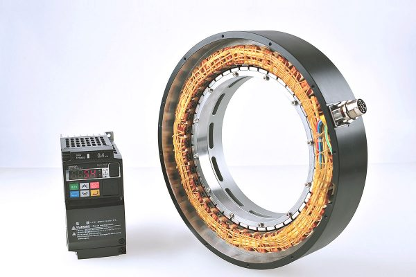 Direct Drive Bearing and Control Module