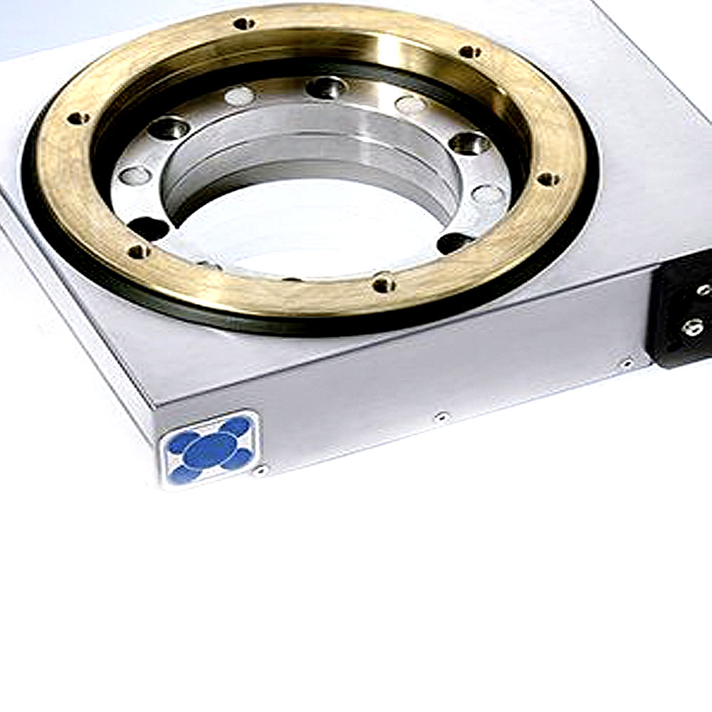 Bespoke bearing for rotary table