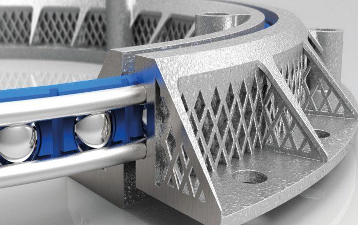 3D Printed Franke Bearing