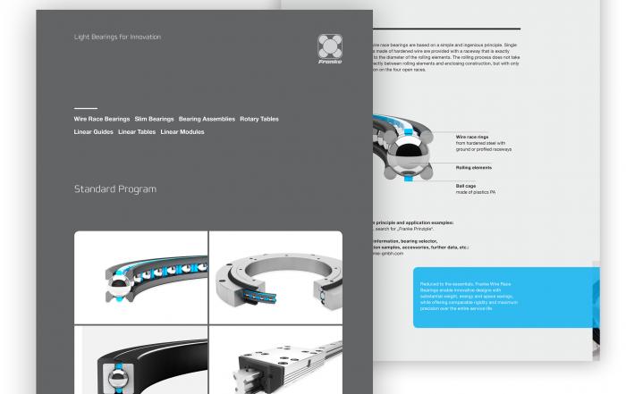 Franke Bearings Standard Program
