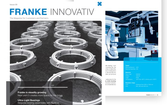 Franke Innovativ Issue 9 Magazine