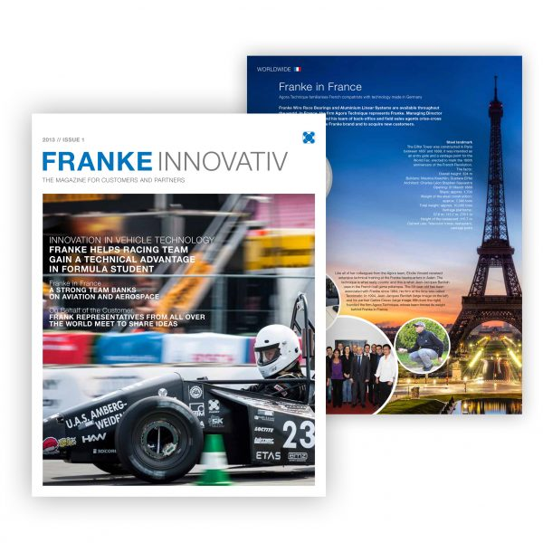 Franke Bespoke Bearings Lightweight