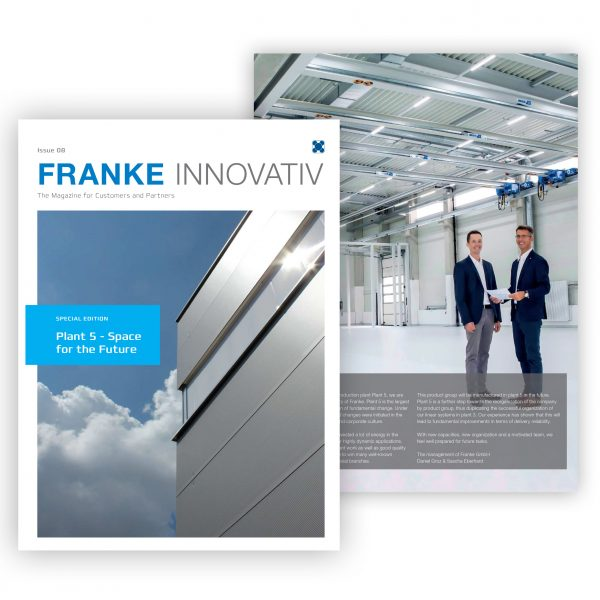 Franke Bearings Ltd Innovative Issue 8