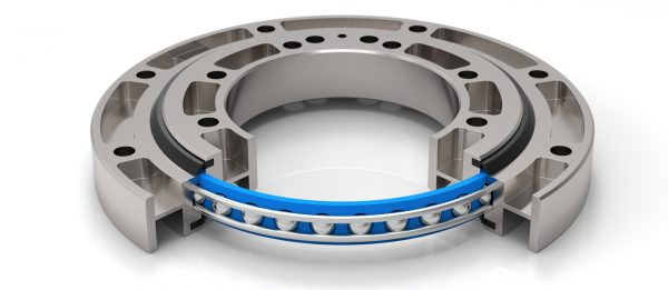 Rotary lightweight bearing