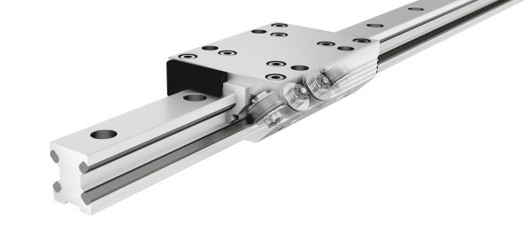 Linear lightweight bearing