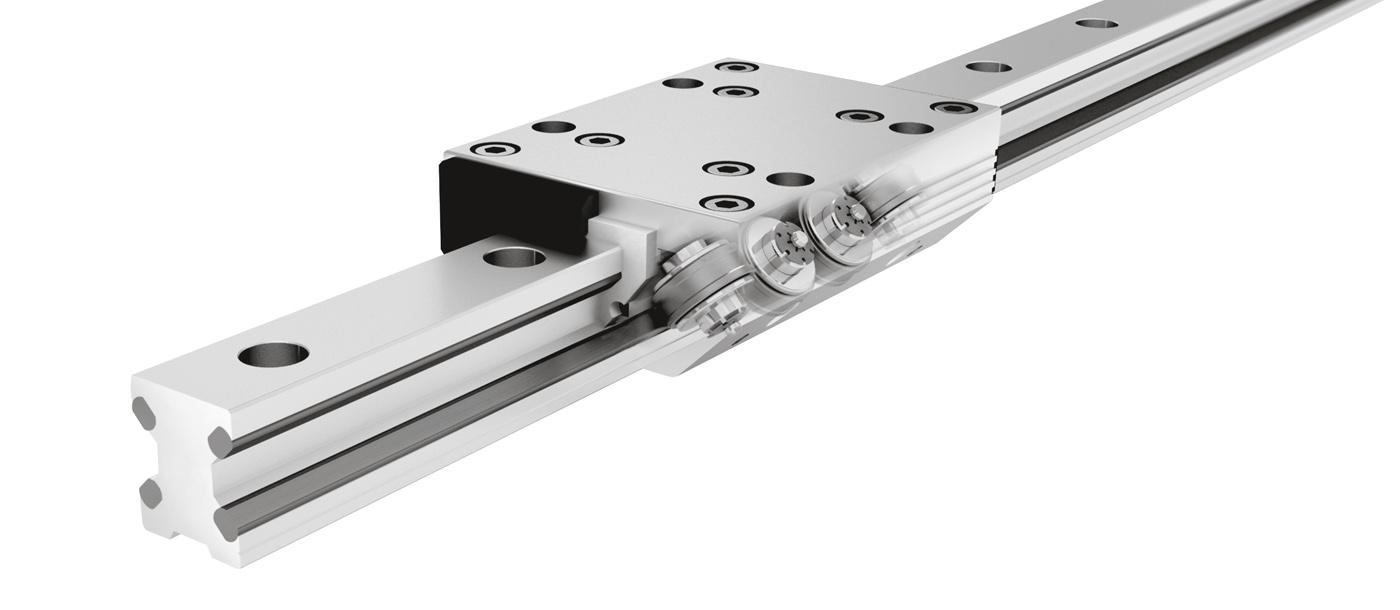 Linear Cassette Rail