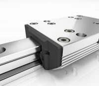 Bespoke Lightweight Linear and Rotary Bearings