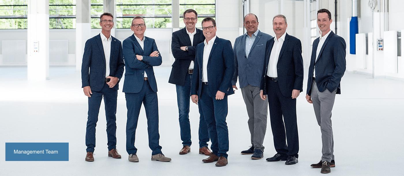 Management team of Franke