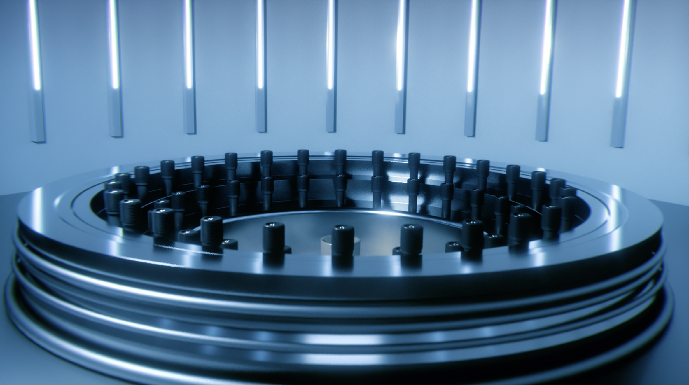 Bearings for Nuclear Applications