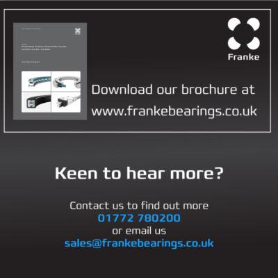 Direct Drive Bearings Brochure