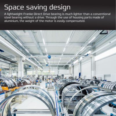 Direct Drive Brochure - Space Saving Design