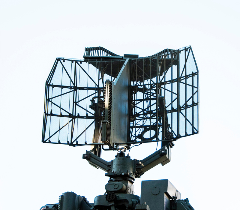 Satellite Antenna on Seagoing Vessels